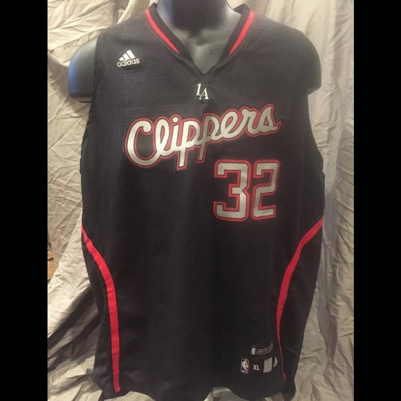 cheap for discount 46b4b 89bc7 NBA Limited Edition Blake Griffin Clippers Jersey
